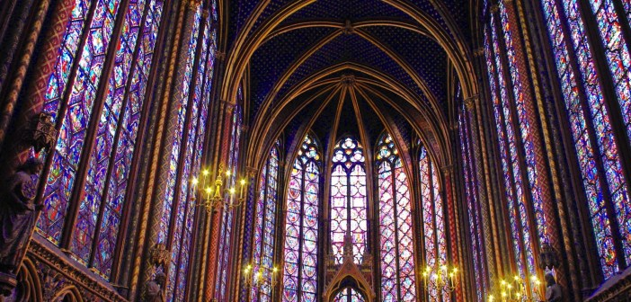 Sainte-Chapelle, Paris © French Moments