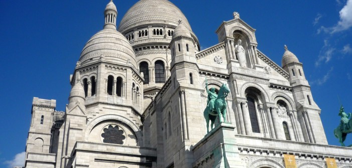 Sacré-Cœur Montmartre © French Moments - Paris 30