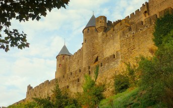 Castle of Carcassonne © French Moments