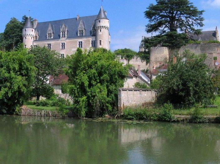 Montrésor Castle © JLPC - licence [CC BY-SA 3.0] from Wikimedia Commons