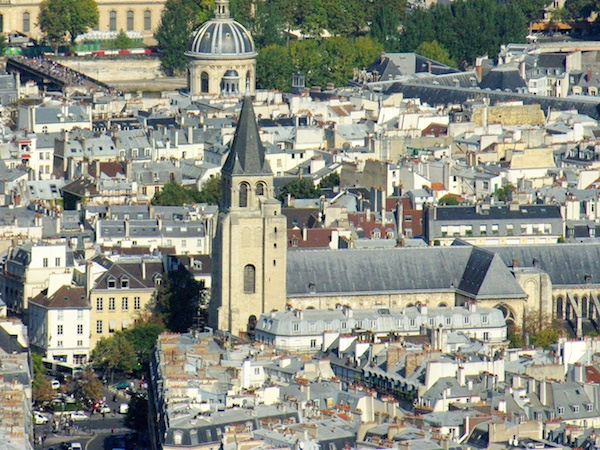 Saint-Germain-des-Pres 1 copyright French Moments