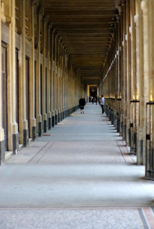 Valois Gallery, Palais-Royal, Paris © French Moments