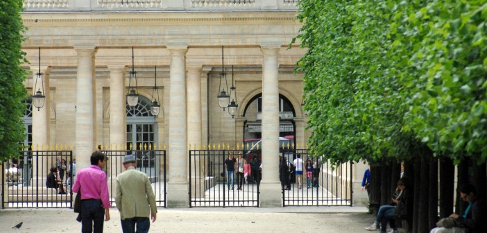 Palais-Royal 74 copyright French Moments