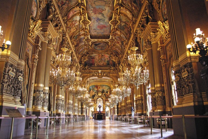 Palais Garnier in Paris 13 copyright French Moments