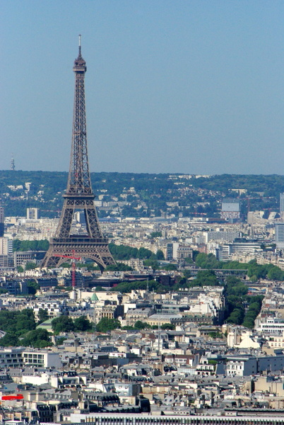 Paris View from Montmartre 12 copyright French Moments
