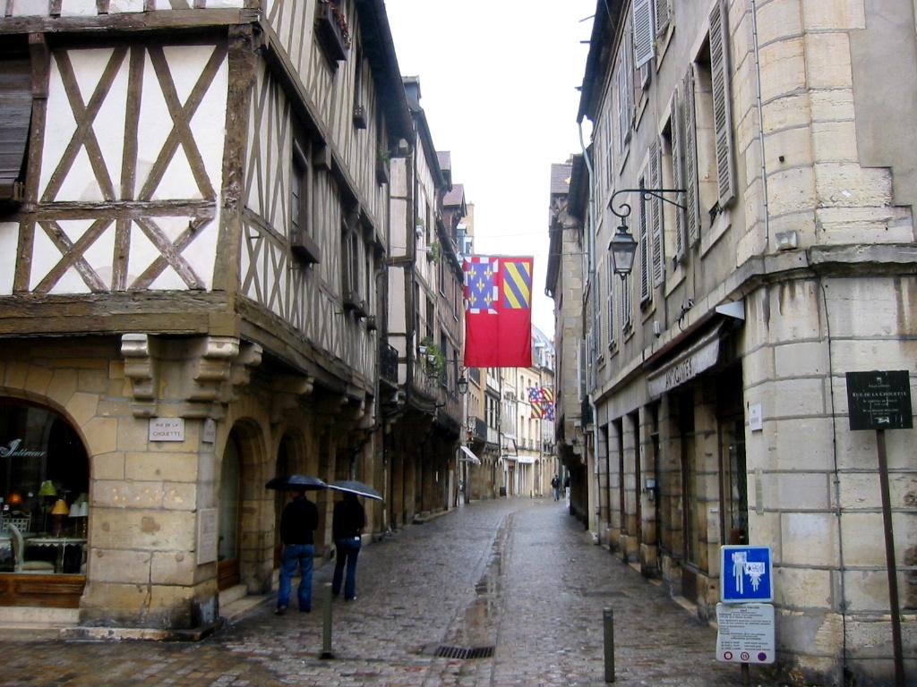 Dijon on gustave eiffel,