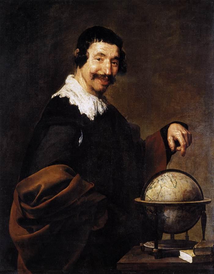 Démocrite by Diego Velázquez