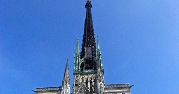 Lantern Tower, Rouen Cathedral © French Moments