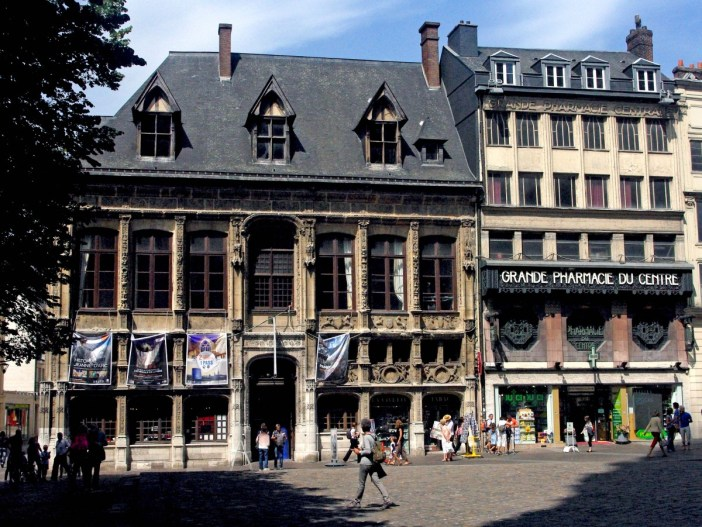 House of the Exchequer in Rouen © French Moments