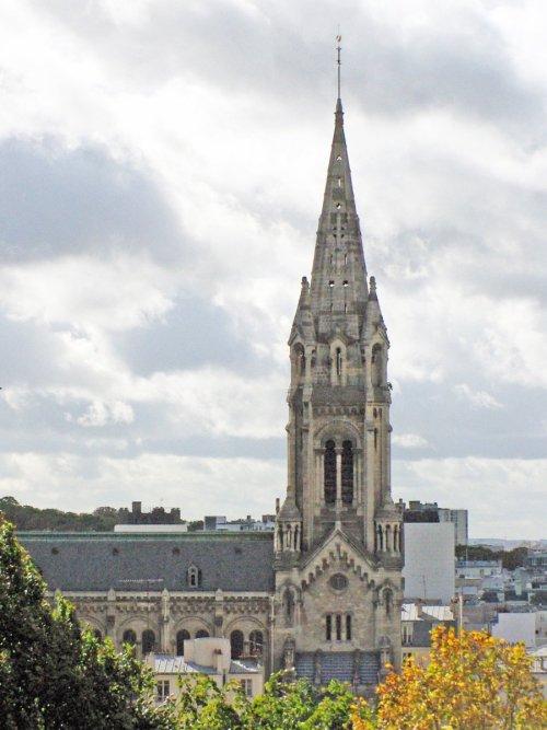 Notre-Dame de la Croix © French Moments
