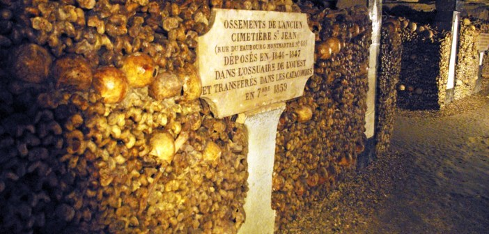 Catacombes de Paris 13 copyright French Moments