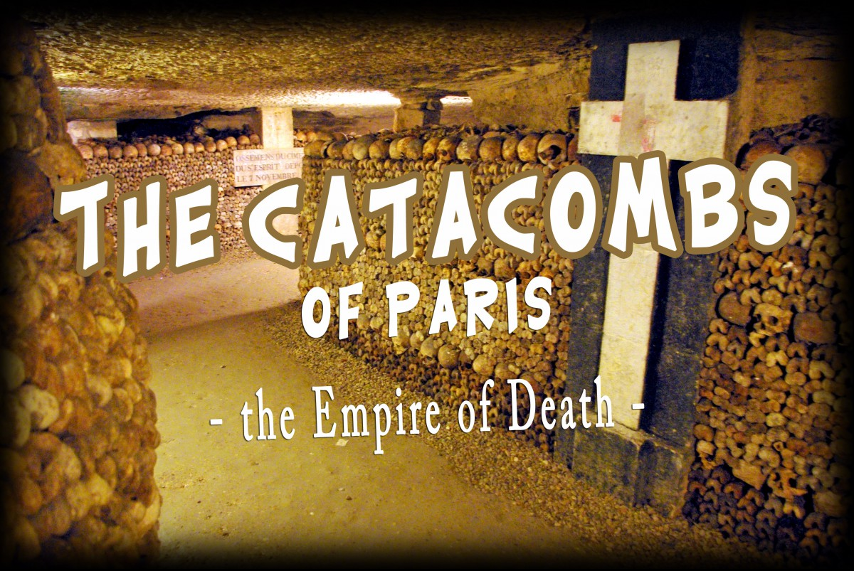 Would you go to the Catacombs of Paris? I just did! - French Moments