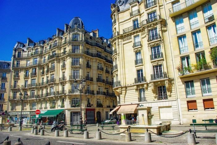 Place Alphonse Laveran, Paris © French Moments