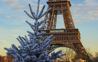 White Christmas in Paris © French Moments