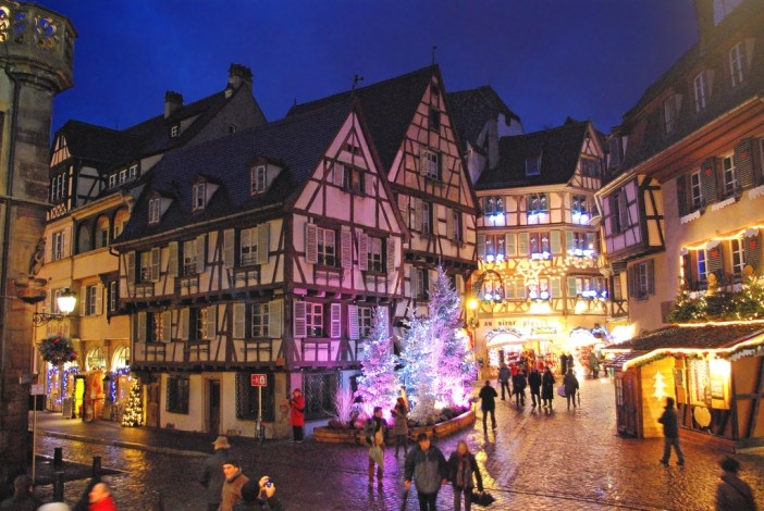 Christmas in Colmar © French Moments