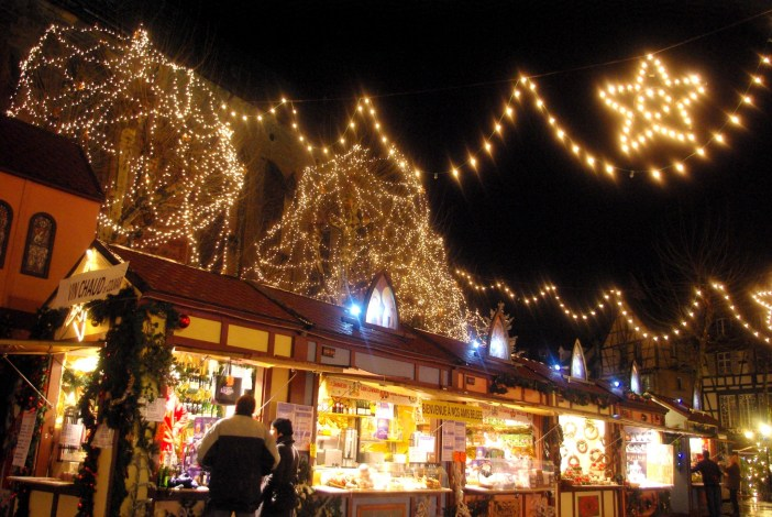 Christmas market of Colmar, Alsace © French Moments