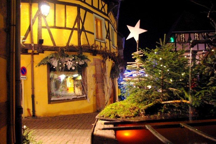 The holiday season in Riquewihr, Alsace © French Moments