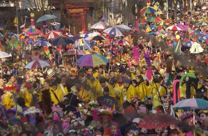 Mardi-Gras in France - Dunkirk Carnival © Ville de Dunkerque
