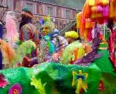 Mardi-Gras in France – le Carnaval