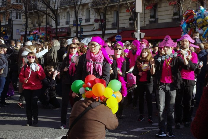 Mardi-Gras in France - Paris Carnival © French Moments