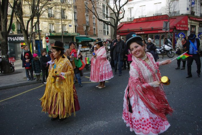 Carnival of Paris © French Moments