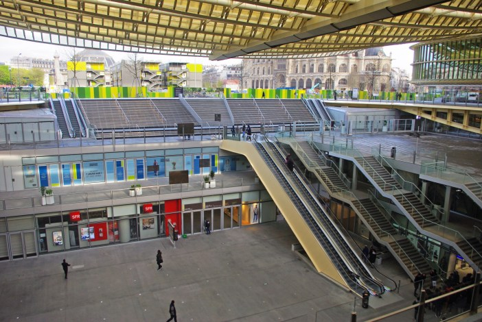 Forum des Halles - the canopy 07 © French Moments