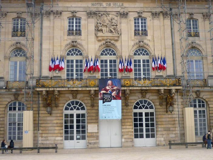 April in Nancy, Lorraine - the City-Hall on Place Stanislas © French Moments
