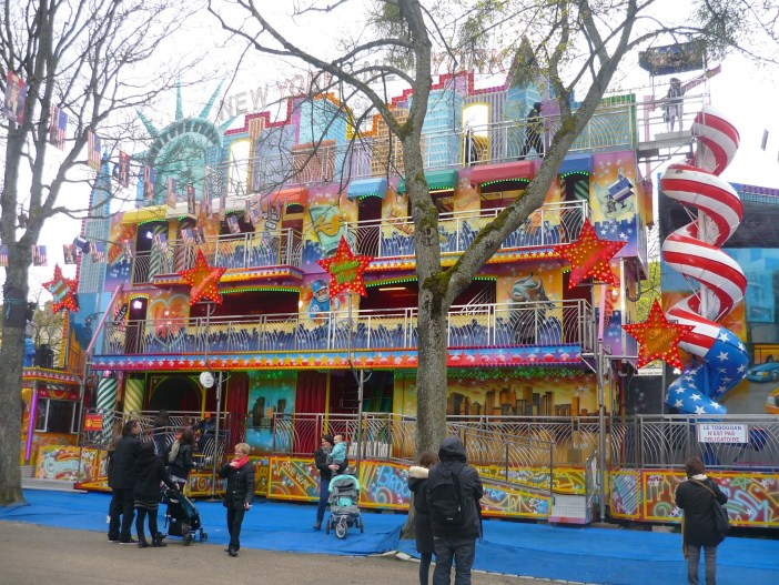 Funfair of Nancy in April 2016 © French Moments