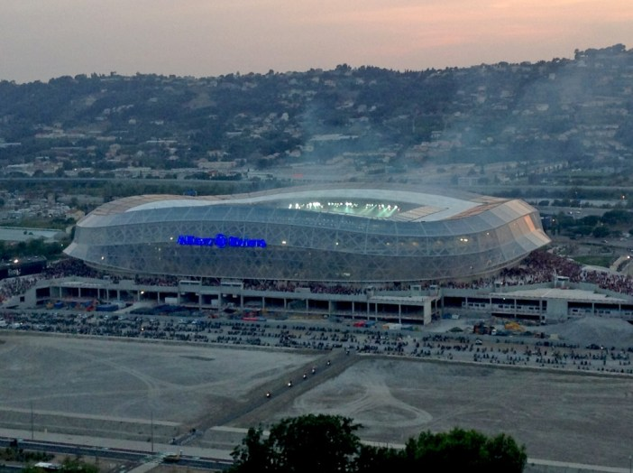 Allianz Riviera Stadium in Nice © mirasol - licence [CC BY-SA 3.0] from Wikimedia Commons