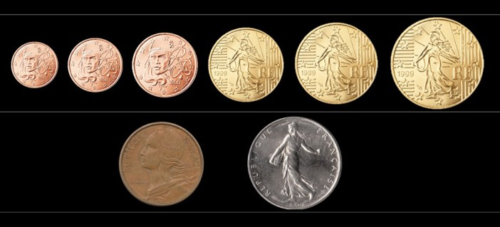 Coins Marianne