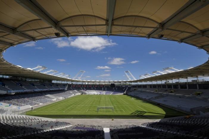 Toulouse Stadium © Patrice Nin - Ville de Toulouse