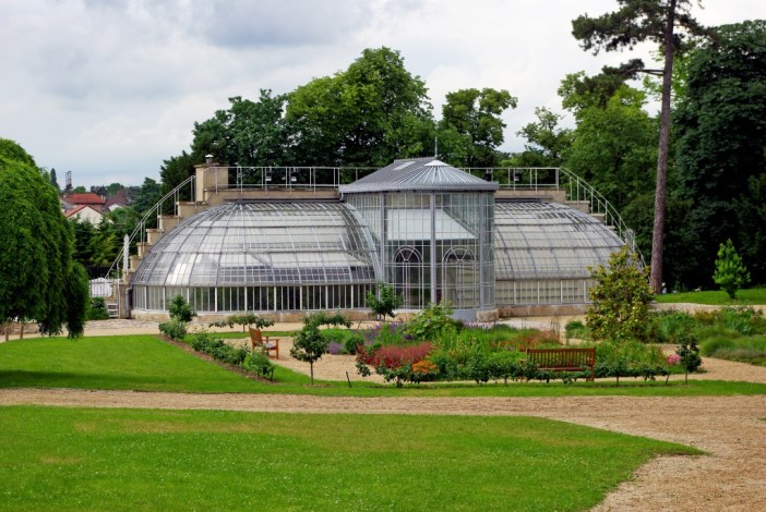 Orangerie of the Priory Garden, Conflans-Sainte-Honorine © French Moments