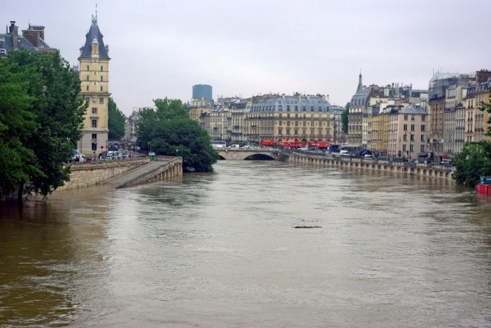 Paris Floods June 2016 18 copyright French Moments