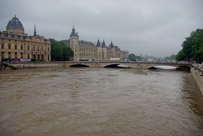 Paris Floods June 2016 5 copyright French Moments