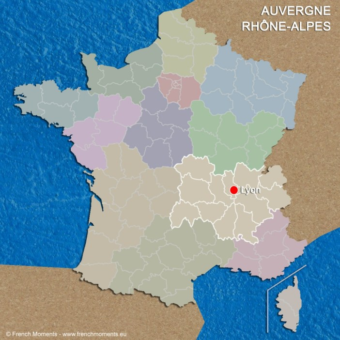 Regions of France - French Moments