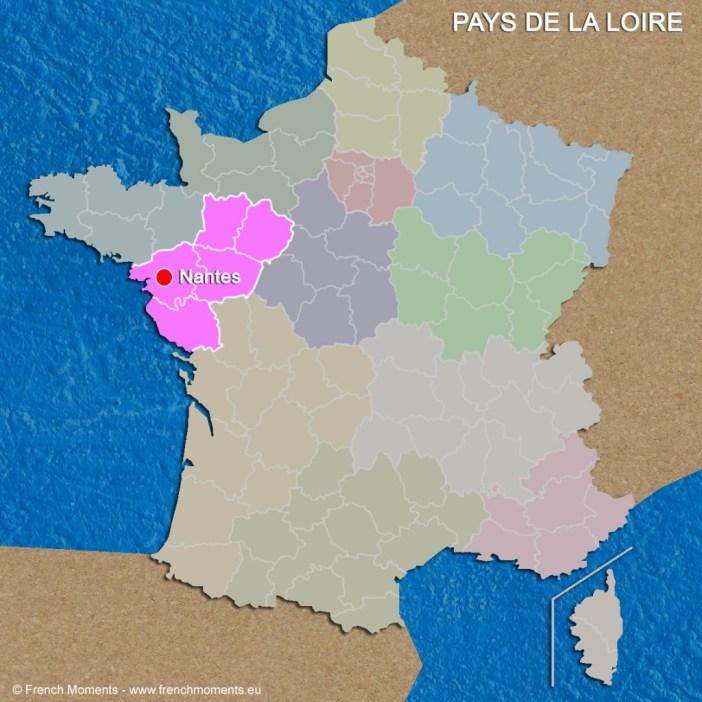 Regions of France Pays de la Loire June 2016 copyright French Moments