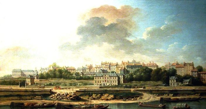 Passy in the 18th century