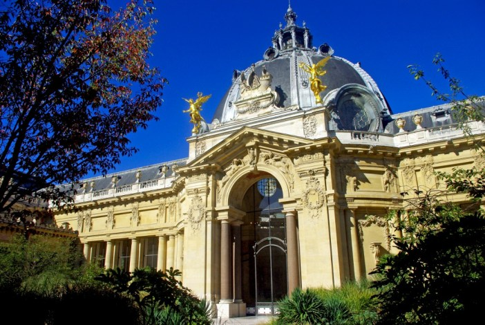 Garden of the Petit Palais