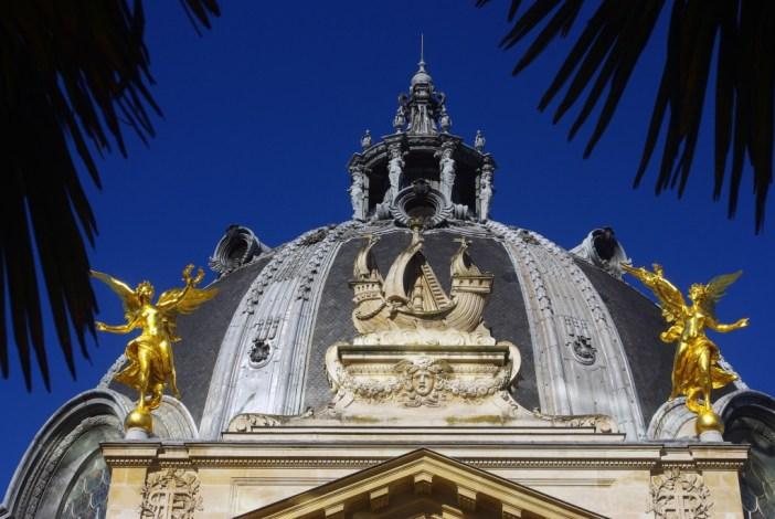Garden of the Petit-Palais