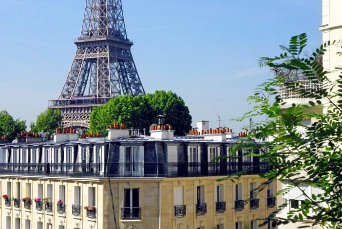 Eiffel Tower Wilson Paris