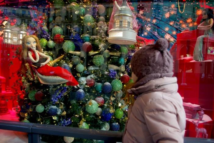 Printemps Christmas Paris