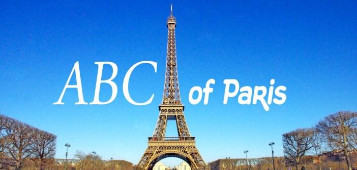 ABC of Paris
