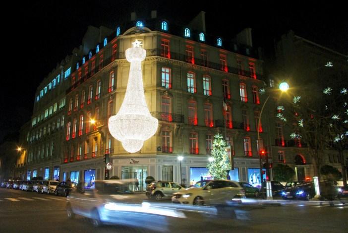 Dior Avenue Montaigne Paris
