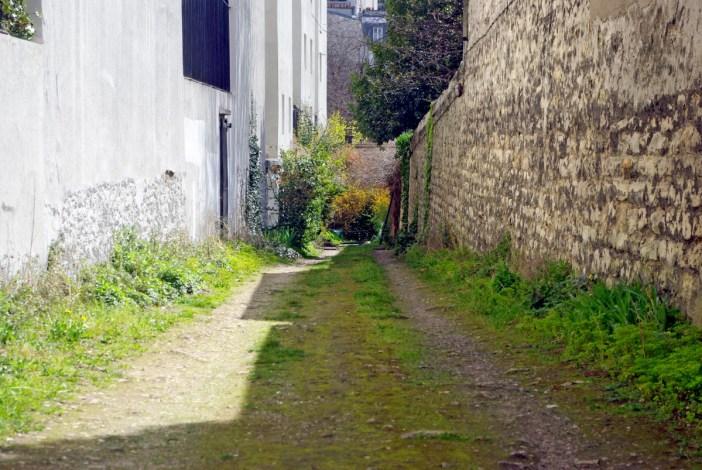 Impasse de la Santé Paris