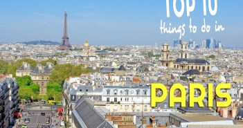 Top 10 things to do in Paris © French Moments