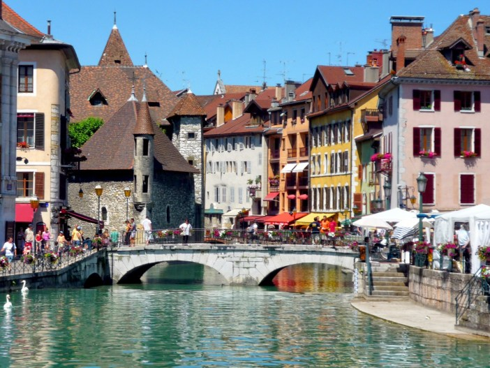 Annecy French Moments French base Haute-Savoie