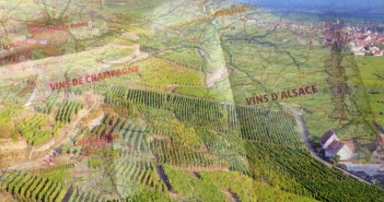 France IGN Wine Map