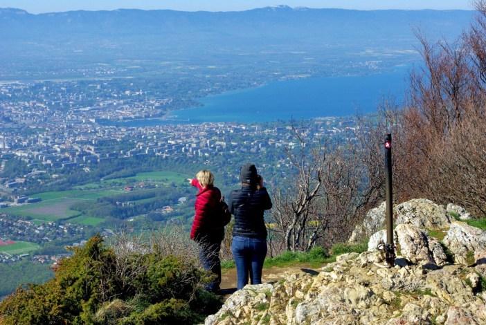 Salève mountain Geneva Genève