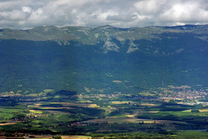 Salève mountain Jura