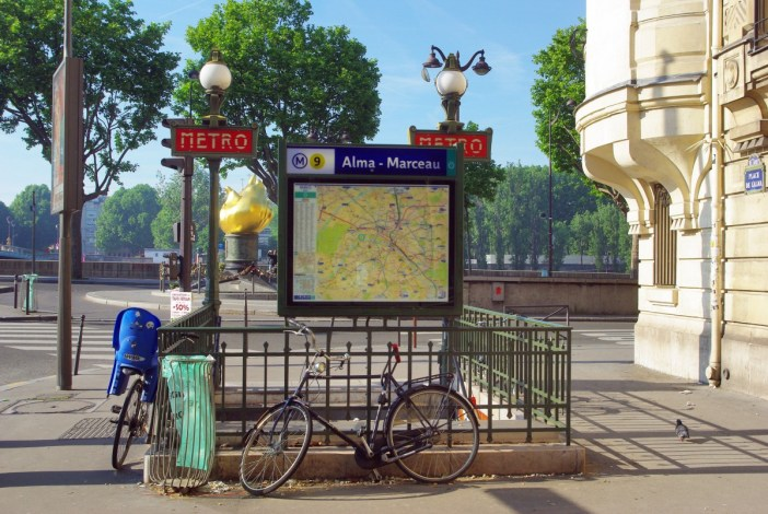 Alma Marceau Paris